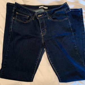 Levi's Skinny Jeans in excellent condition